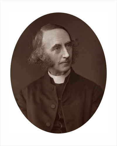 Reverend Richard William Church, Dean of St. Paul's by Lock & Whitfield