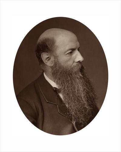 Sir Wilfrid Lawson, politician, MP for Carlisle by Lock & Whitfield
