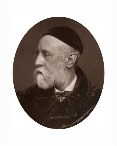 George Frederick Watts, artist and Royal Academician by Lock & Whitfield