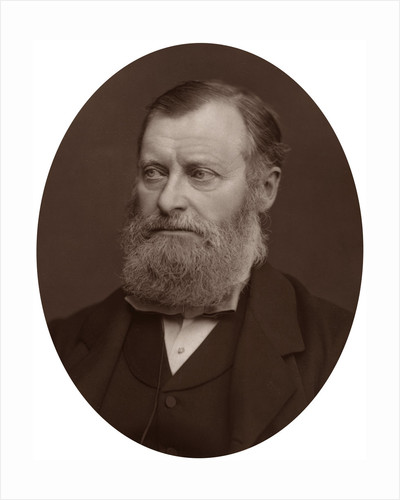 William Edward Forster MP by Lock & Whitfield