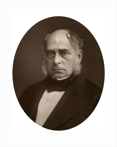 Sir Henry Bessemer, inventor and engineer by Anonymous