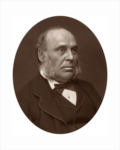 The Right Hon William Henry Smith, MP by Anonymous
