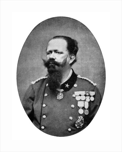 Victor Emmanuel II, King of Italy by Anonymous