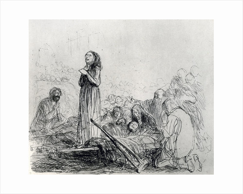 The Miracle by Jean Louis Forain