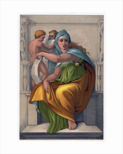 The Sibyl of Delphi by Anonymous