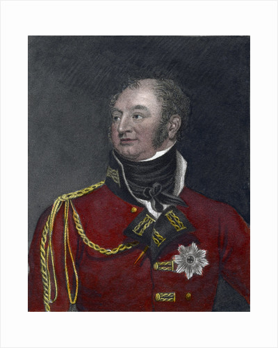 Frederick, Duke of York and Albany, Son of King George III by Anonymous