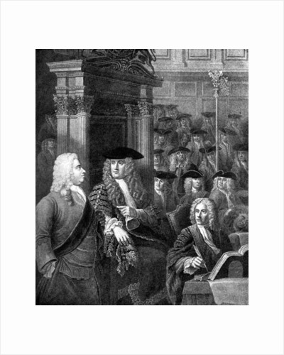 The House of Commons in Sir Robert Walpole's administration by Anonymous