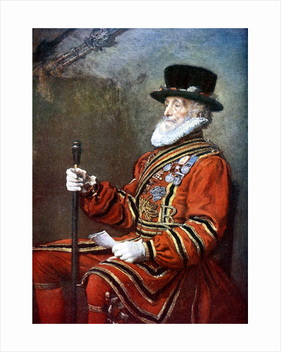 A Yeoman of the Guard by Anonymous