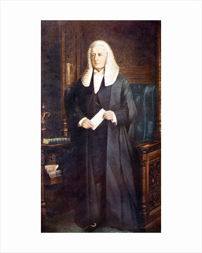 William Court Gully, Speaker of the House of Commons by Anonymous