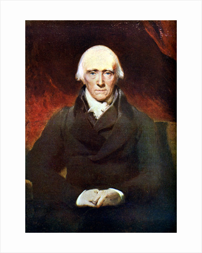 Warren Hastings, first Governor General of British India by Anonymous