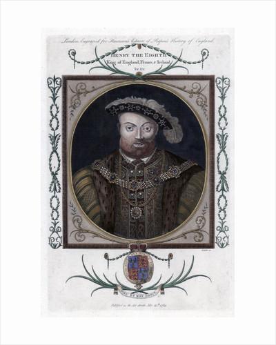 Henry VIII of England by John Goldar