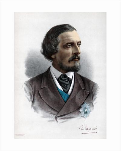 Frederick Temple Blackwood, Earl of Dufferin, British public servant by Cassell