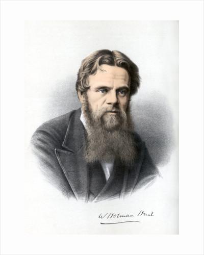 William Holman Hunt, British painter by Cassell