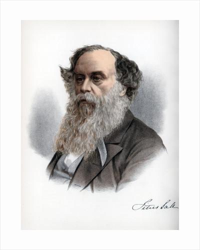 Titus Salt, British woolstapler and industrialist by Cassell