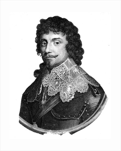 Frederick V, King of Bohemia from 1619-1620 by Anonymous