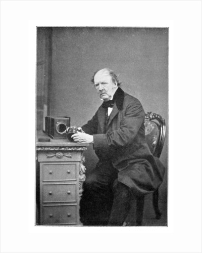 WH Fox Talbot, British photography pioneer by Anonymous