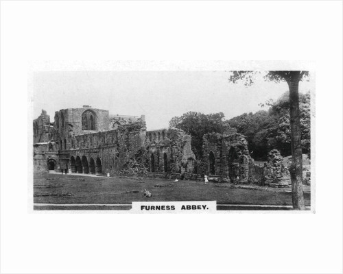 Furness Abbey, Cumbria by Anonymous