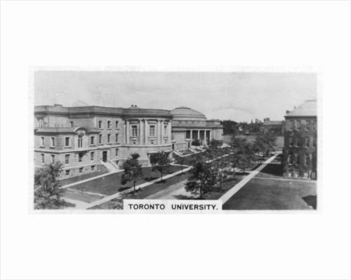Toronto University, Canada by Anonymous