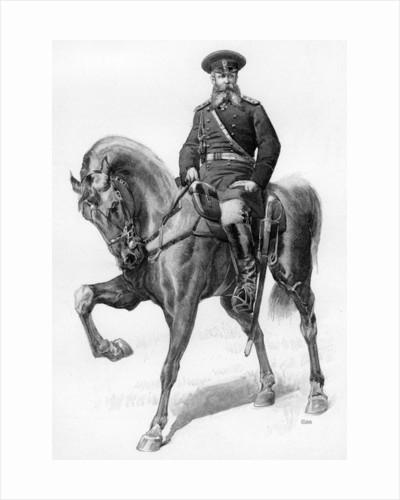 Field Marshal Joseph Gourko, Russian Field Marshal by E Florian