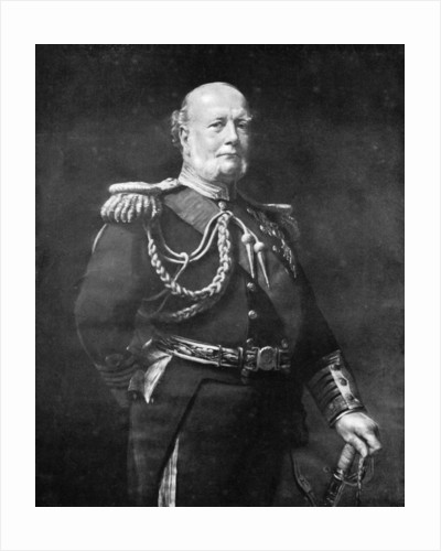 Sir Frederick William Richards, (1833-1912), Admiral of the Fleet by Anonymous