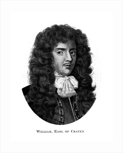 William Craven (1606-1697), 1st Earl of Craven by Anonymous
