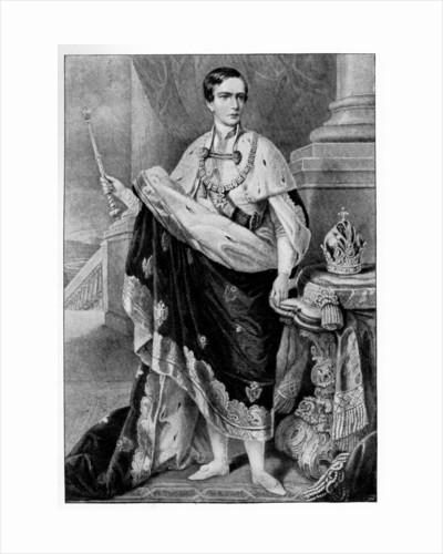 Emperor Franz Joseph I of Austria (1830-1916) by Anonymous