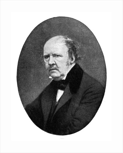 William Henry Fox Talbot (1800-1877), British photography pioneer by Blechinger