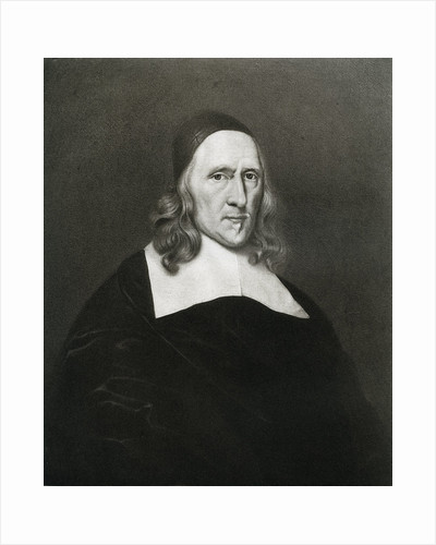 Robert Cromwell, father of Oliver Cromwell by Anonymous