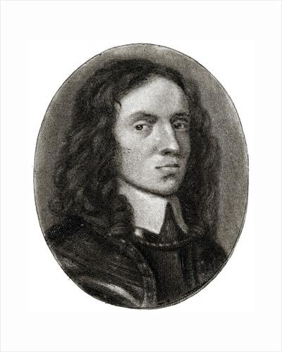 John Hampden, English politician by Anonymous
