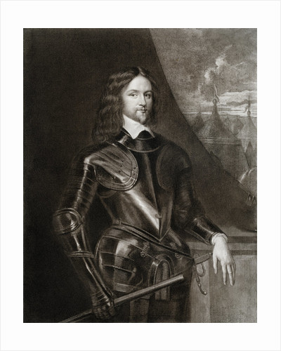 Henry Ireton, English general by Anonymous