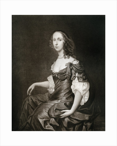 Bridget Cromwell, eldest daughter of Oliver Cromwell by Anonymous