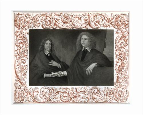 William Hamilton and John Maitland by Anonymous