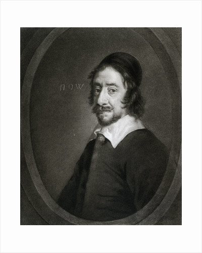 Henry Marten, English regicide by Anonymous