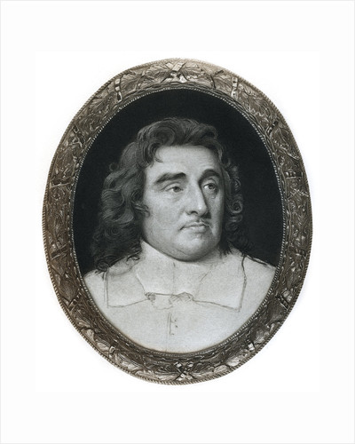 George Monck, 1st Duke of Albemarle, English soldier and sailor by Anonymous