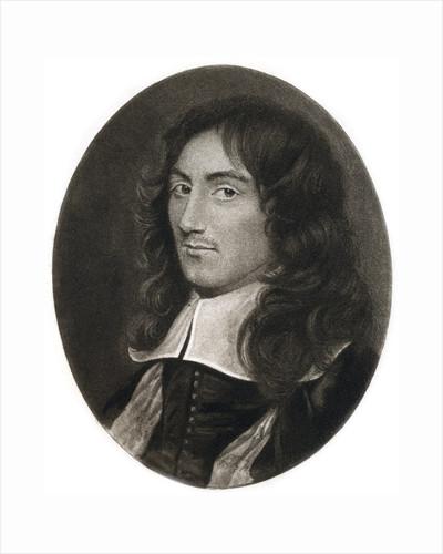 Algernon Sydney, English politician by Anonymous