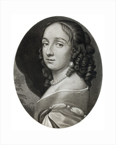 Mrs Claypole (Elizabeth Cromwell), second daughter of Oliver Cromwell by Anonymous
