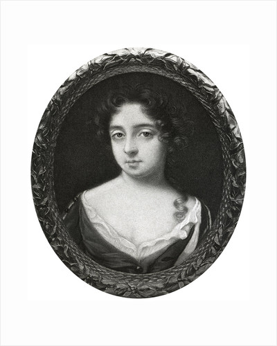 Mary Cromwell, Countess Fauconberg, third daughter of Oliver Cromwell by Anonymous