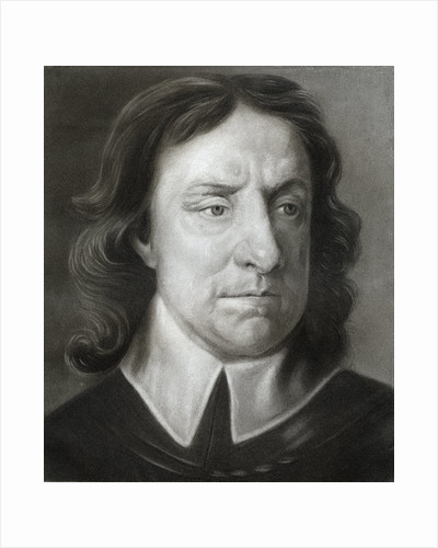 Oliver Cromwell, (1599-1658), English military leader and politician,1657 by Anonymous