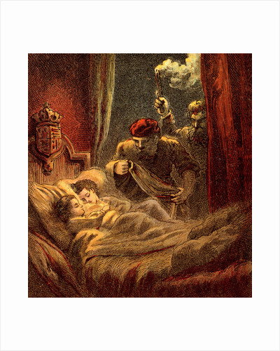 Murder Of The Little Princes by Anonymous