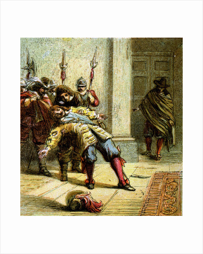 The Murder Of Buckingham by Anonymous