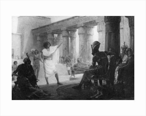 'Joseph Interpreting Pharaoh's Dream' by Margaret Dovaston