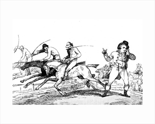 How to escape winning by Thomas Rowlandson
