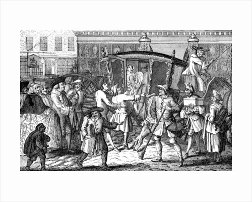 Stand Coachman, or The Haughty Lady Well Fitted by Anonymous