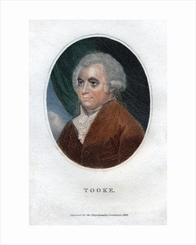 John Horne Tooke, English politician and philologist by Anonymous