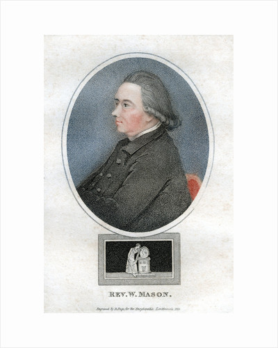 Reveren W Mason by Anonymous