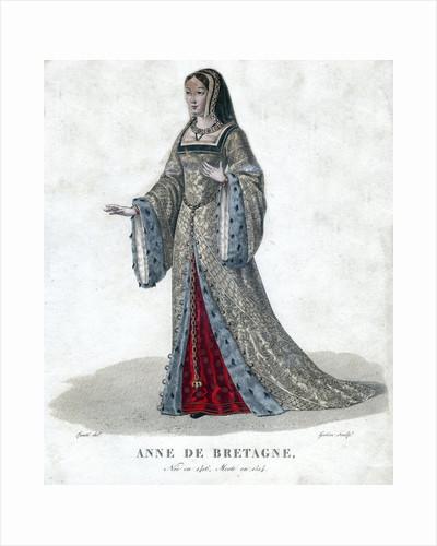 Anne de Bretagne by Gatine
