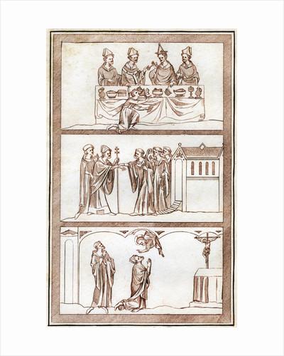 The Life of Thomas Becket by Joseph Strutt