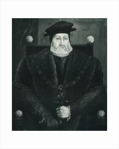 Charles Brandon, Duke of Suffolk by Anonymous