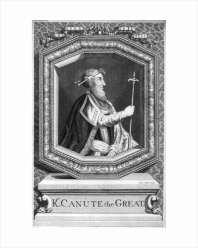 King Canute the Great by Smith