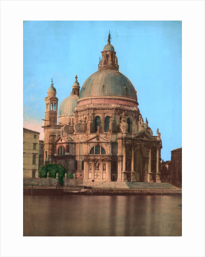 Church of Santa Maria della Salute, Venice, Italy by Anonymous